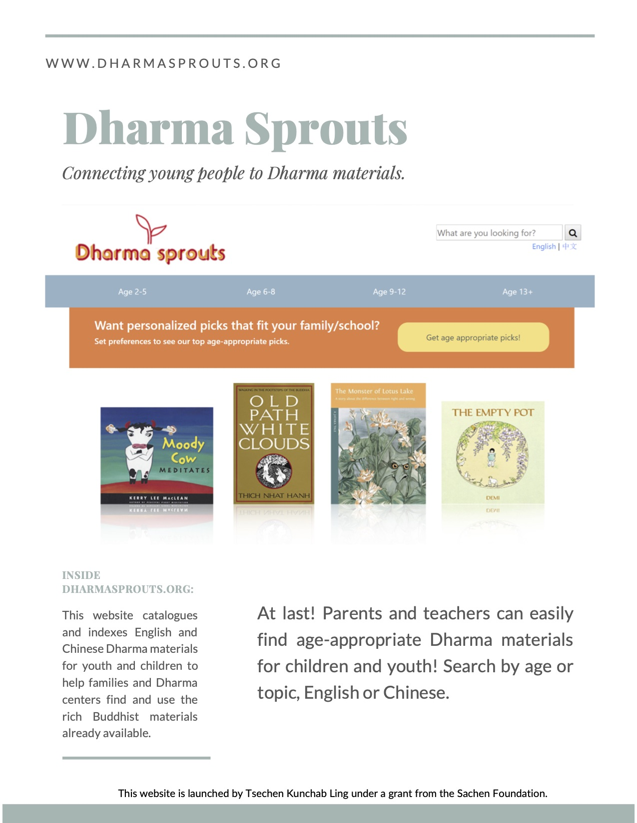 Dharma Sprouts